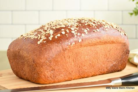 Loaf of Porridge Bread