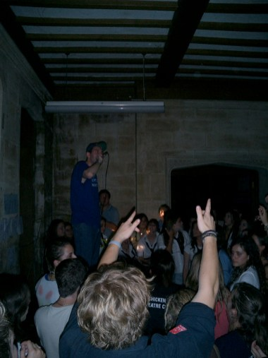 Performing FZY Kesher 2005