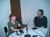 Interview on Radio Sefarad, Madrid