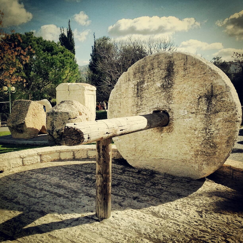 Sculpture Garden in Beit Shemesh