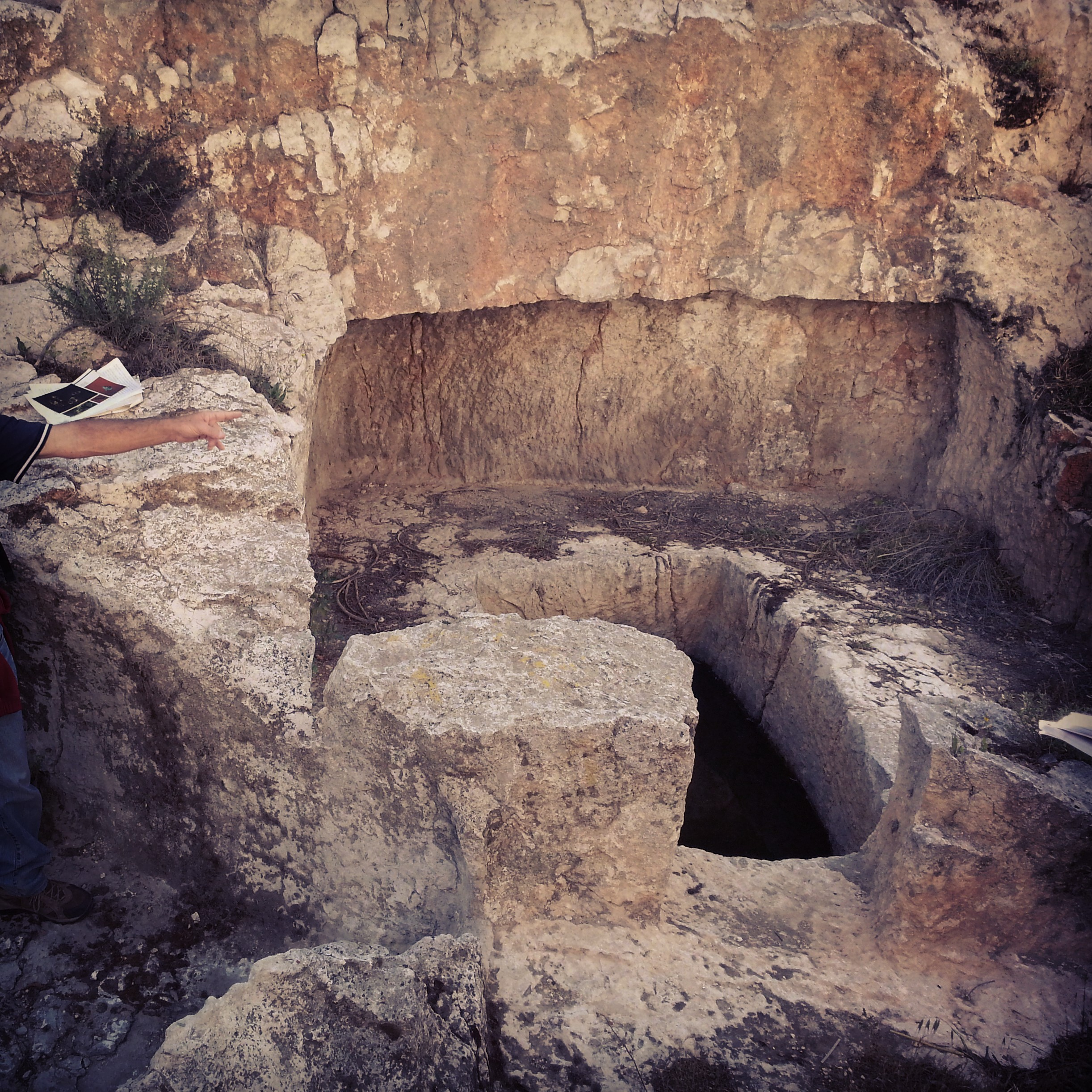 First Temple Period Tomb at Ketef Hinnom