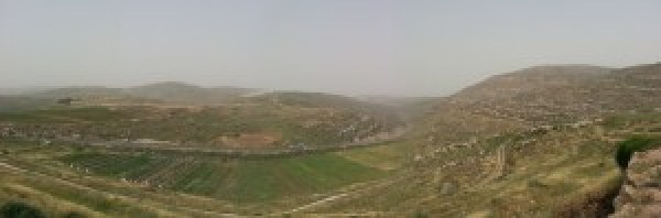 View from Shiloh