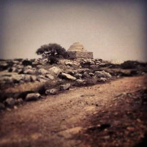 Sheikh Bilal at Mt Kabir