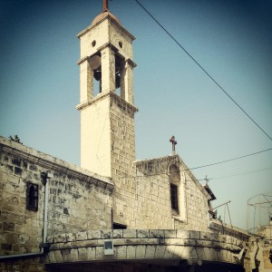 Orthodox Church of the Annunciation, Nazareth