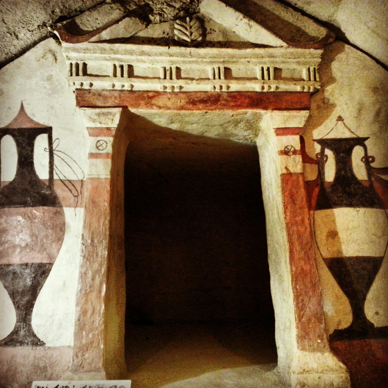 Sidonite Burial Cave at Maresha