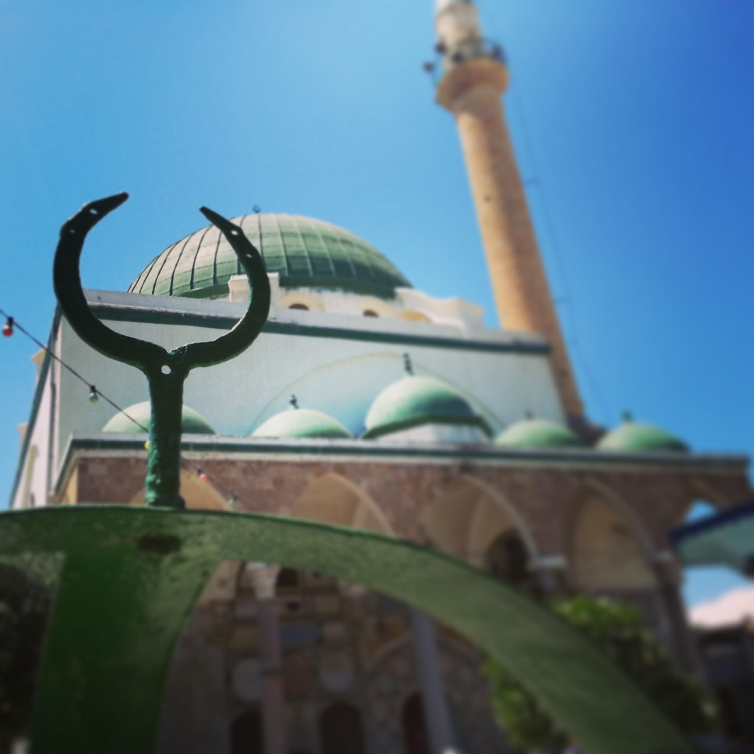 Al-Jazzar Mosque, Akko