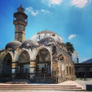 Al-Amari Mosque, Tiberias