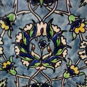 Armenian ceramic design, Jerusalem