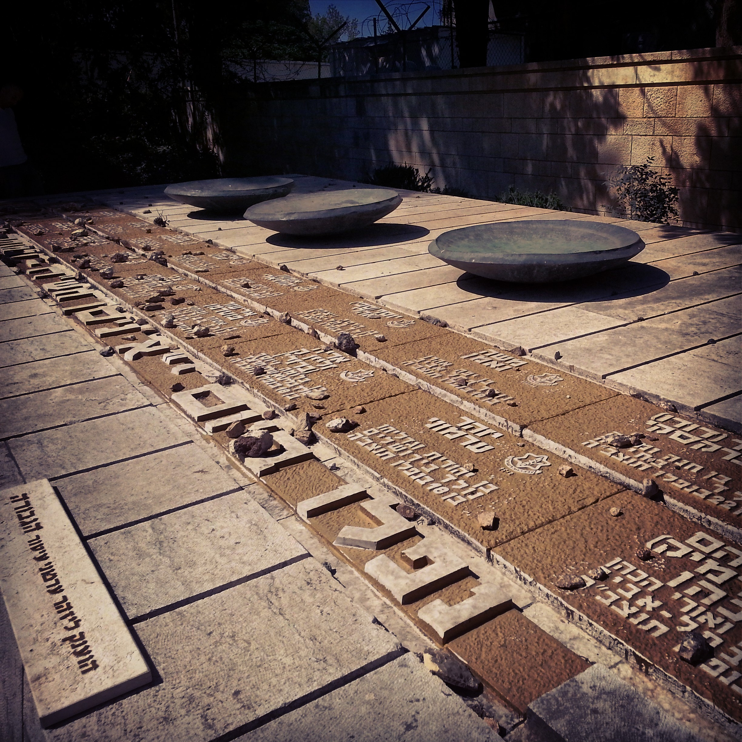 HaShomer Memorial at Kfar Giladi