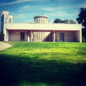 Home of Chaim Weizmann, Rechovot