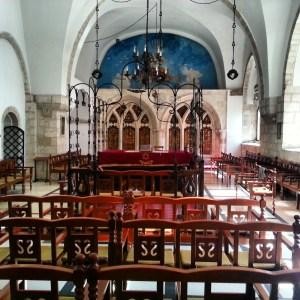 Yochanan ben Zakai Synagogue (part of the 'Four Sephardi Synagogues' complex)
