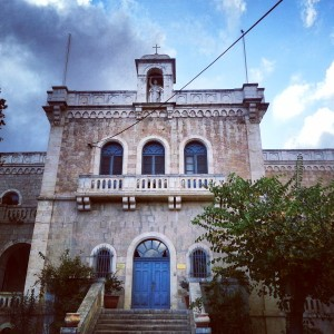 Ratisbonne Monastery, Jerusalem
