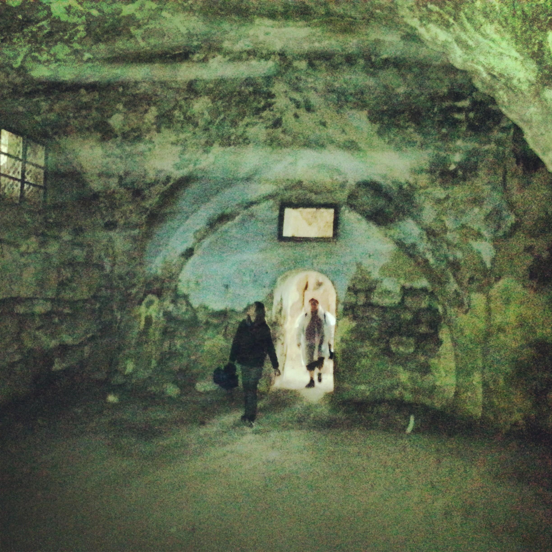 Inside le Toron des Chevalliers