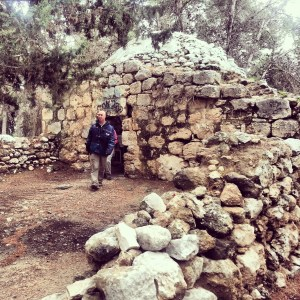 The Tombs of the Maccabees - burial site of Mattisyahu himself?