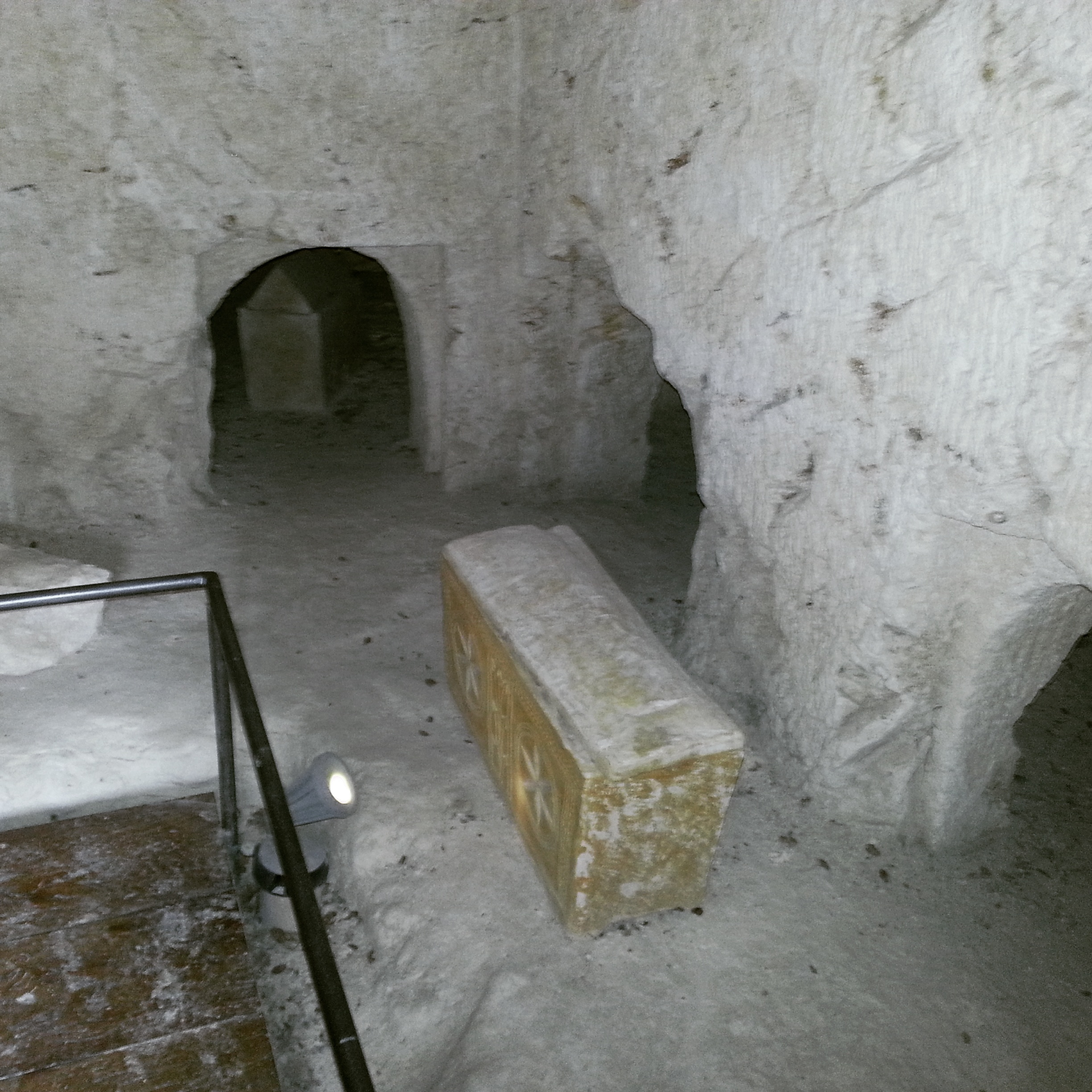 Tomb of Nicanor, Mt Scopus