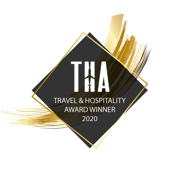 Travel and Hospitality Awards WInner's Badge