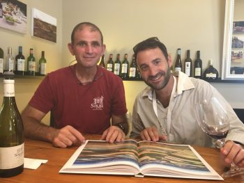 Tasting wine & researching history My Israel Wine Tours