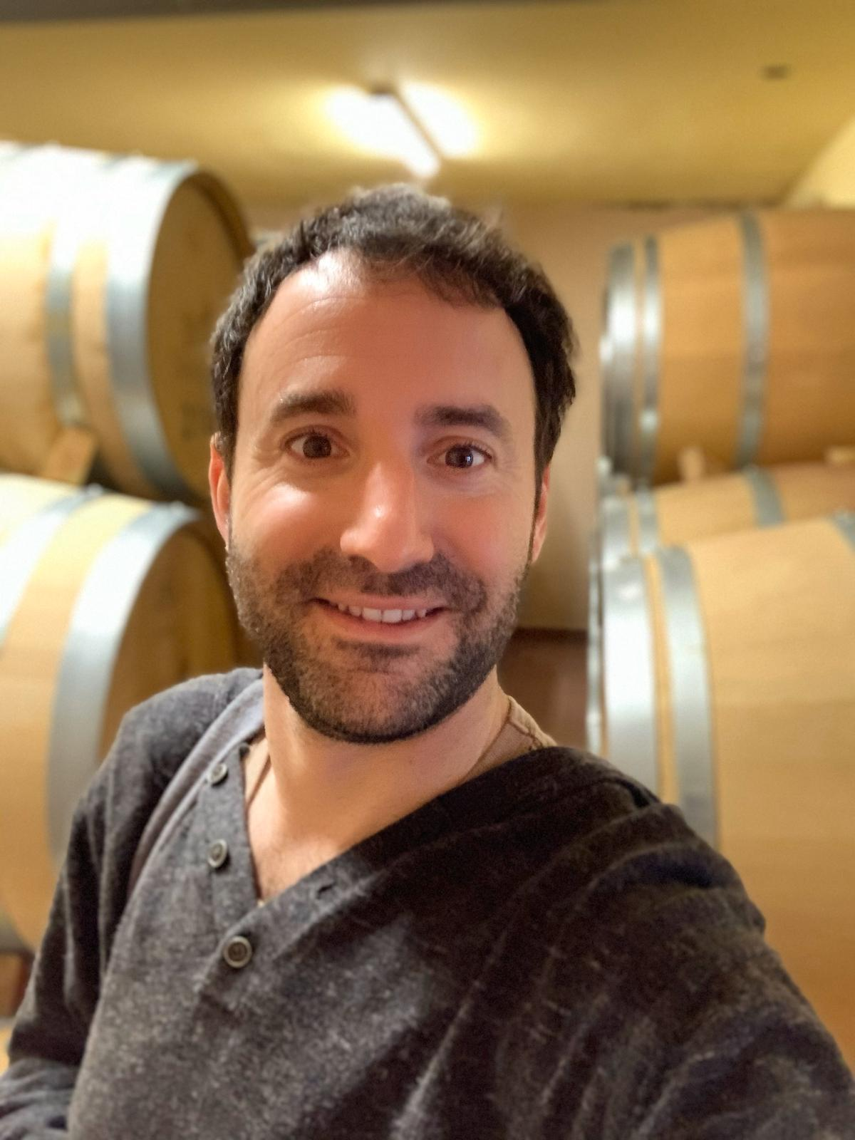 Amir Katz, your tour guide My Israel Wine Tours