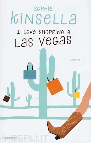 Madeleine Wickham I love shopping a Las Vegas