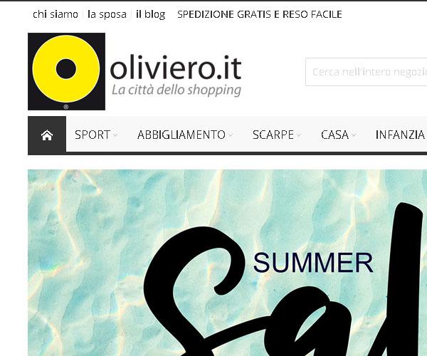 oliviero idee regalo