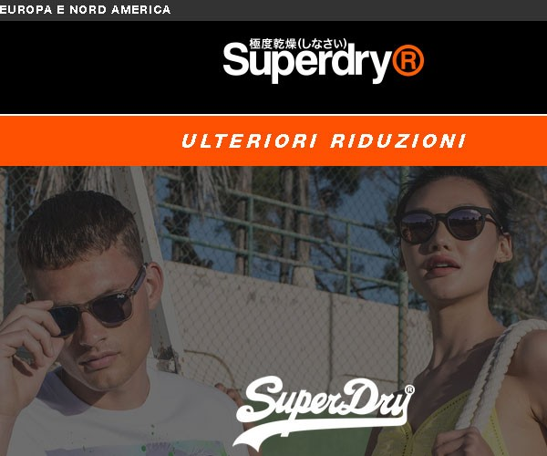 superdry idee regalo