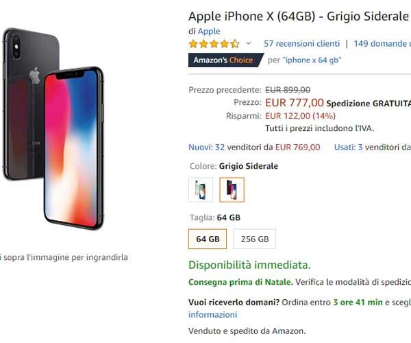 Qual e il miglior iPhone x da  acquistare nel 2019
