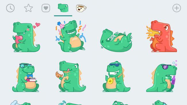Come inviare Stickers su WhatsApp