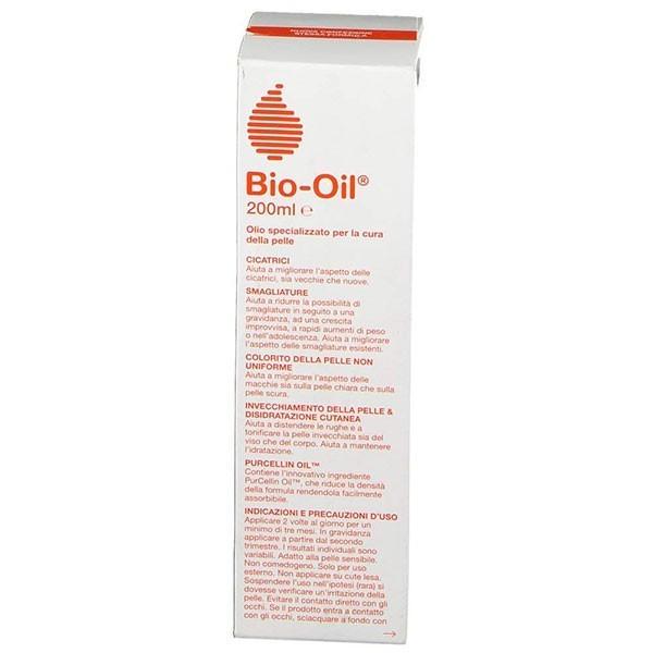 eliminare definitivamente le smagliature con bio oil