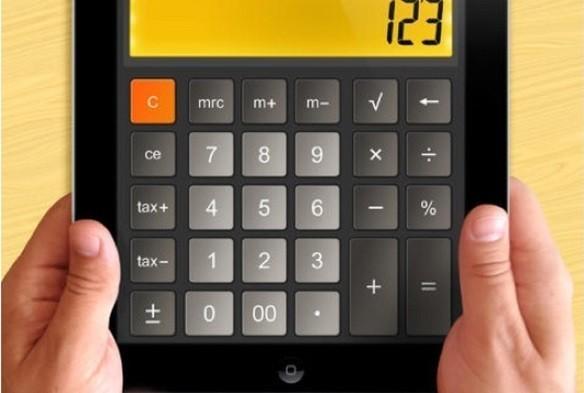 Come calcolare la partita IVA con la calcolatrice?