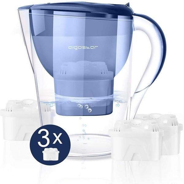 aigostar è una delle migliori marche di caraffe filtranti per migliorare la qualità dell'acqua