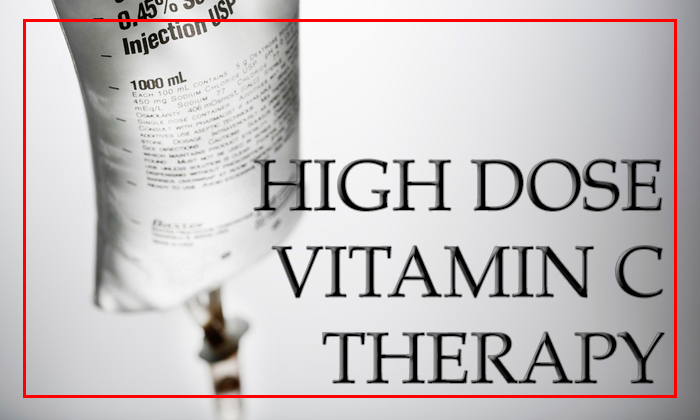 HIGH DOSE VITAMIN C THERAPY - MY IV SOLUTIONS