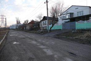 Улица Капитана Орлова, вид на завод