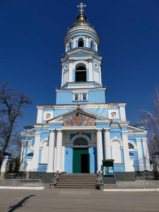 Великолепие собора, главный вход