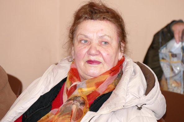 Ляшенко Зинаида Яковлевна - сопрано