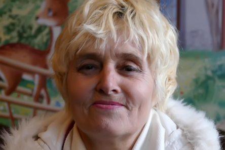 Нина Николаевна Онуфриева - альт хора «Ветеран»