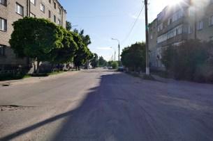 Улица Соборная, перекресток между домами 16 и 18