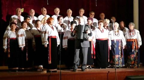 Народный хор Изюма