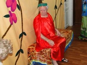В роли Бога - Борис Мосюр