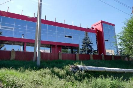 Вид с улицы Донца-Захаржевского