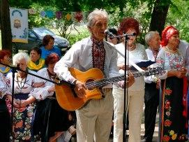 Николай Иванович Калюжный, июнь 2016 год