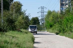 Высоковольтная линия электропередач (ЛЭП)