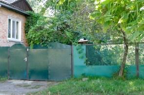 Охраник в частном секторе на ул. Капитана Орлова в Изюме