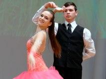 Таня Коротченко и Славик Соколов