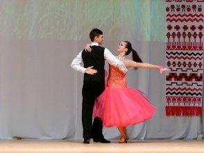Танцевальный дуэт - Татьяна Коротченко и Вячеслав Соколов