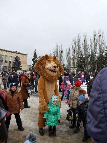 На Архиерейскую елку много мероприятий подготовлено для детей