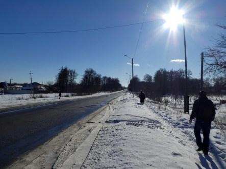 Харьковская трасса