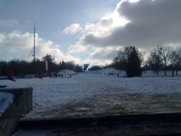 6 февраля 2017 года городские власти приняли решение демонтировать памятник для реставрации