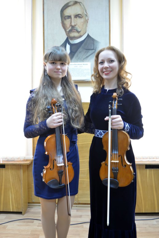 Детская музыкальная школа, Изюм, ул. Соборная, 14, 28 марта 2017 год