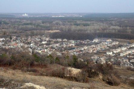 Веприцкий хутор, лес, далее опять Изюм