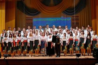Сводный хор под руководством Григория Редько